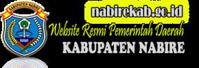 Website Resmi Pemerintah Kabupaten Nabire