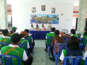 Pelajari Smart Kampung, Perangkat Desa dan Distrik Kab. Nabire Sambangi Kab. Banyuwangi