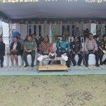 Perayaan Natal gabungan Aparatur Sipil Negara (ASN), TNI/Polri serta Masyarakat Kota Nabire dan sekitarnya